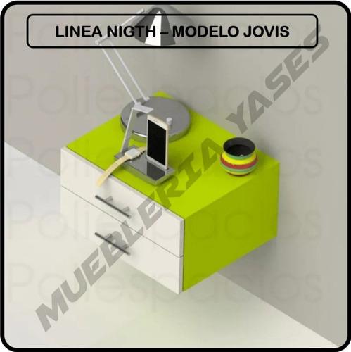 mesa de noche minimalista moderna modelo jovis iphone s3 s4