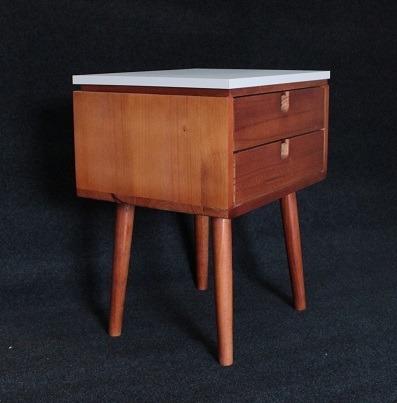 mesa de noche moderna minimalista mn-e-006