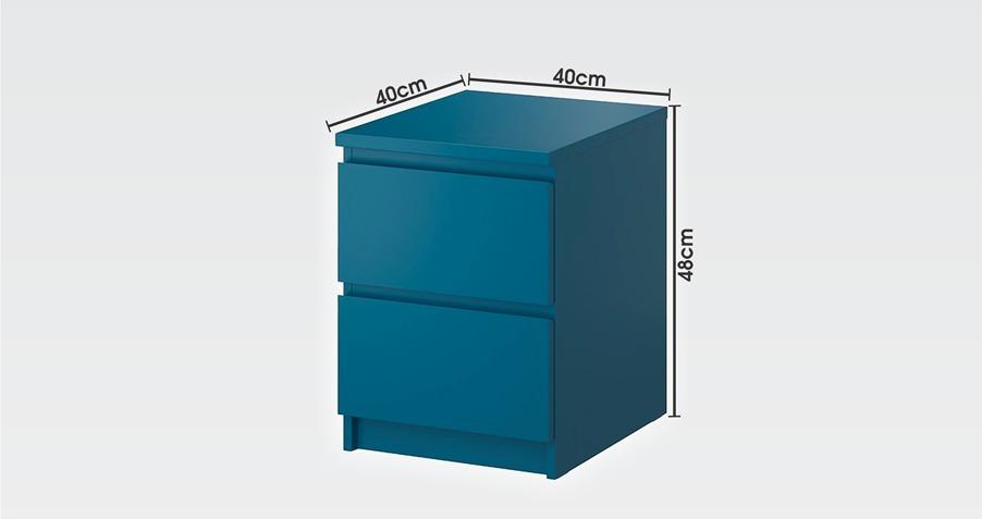 Mesa de noche modernas laqueadas al gusto bs - Mesas de noche modernas ...