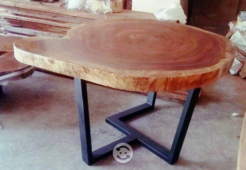 mesa de parota a sobre medida