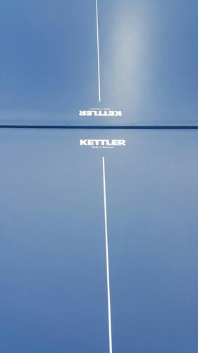 mesa de pin pon marca kettler