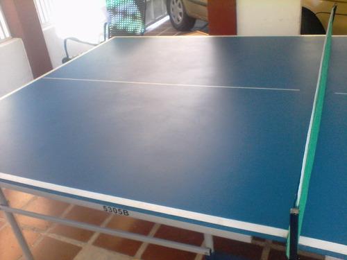mesa de pin pon tamanaco