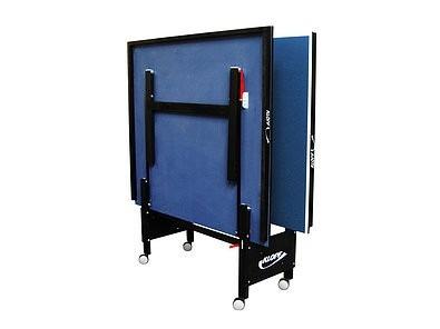 mesa de ping pong 1084 mdf 18mm klopf 76kg 2 raquetes