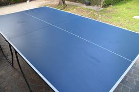 f86e3b2fd Mesa Ping Pong Carrefour Inflables - Juegos de Plaza y Aire Libre en ...