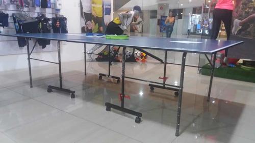 mesa de ping pong aker excelente calidad