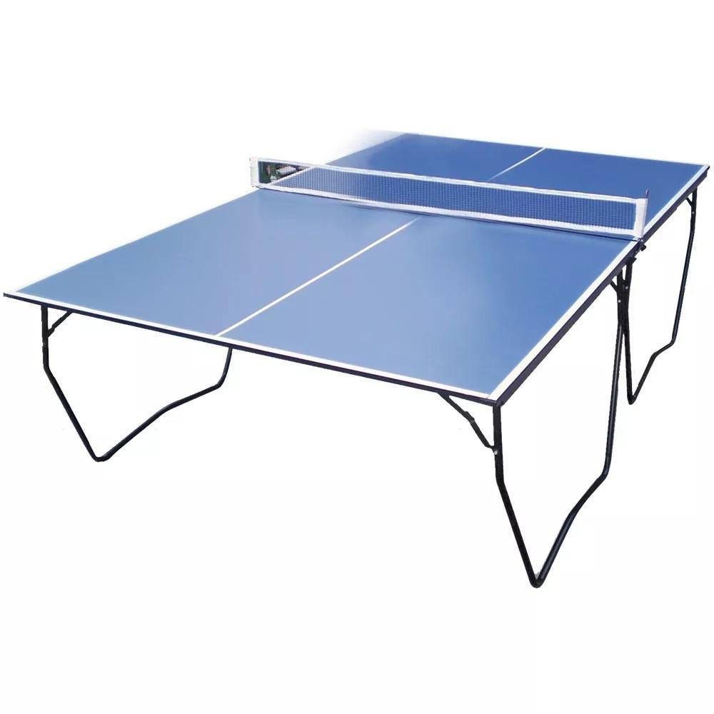 Mesa De Ping Pong Con Ruedas Super Economica 4 700 00 En