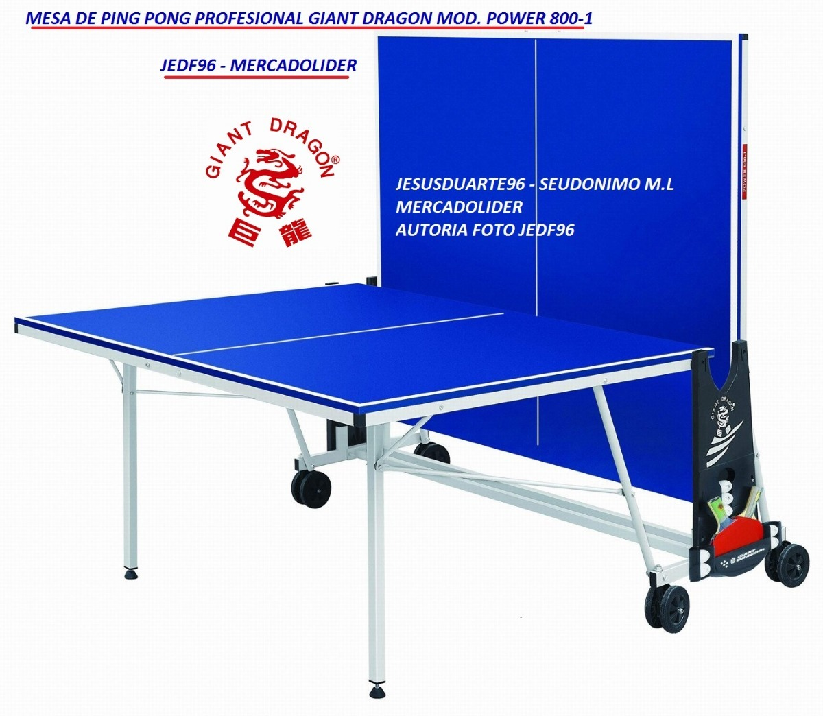 ec3ab150f mesa de ping pong giant dragon tamanaco profesional stiga ke. Cargando zoom.