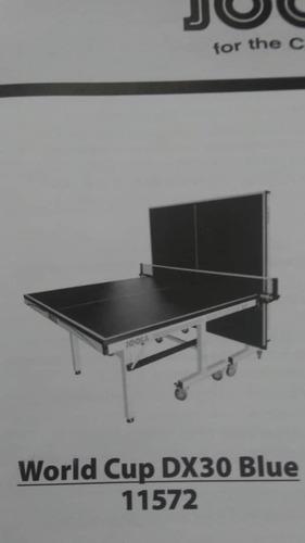 mesa de ping pong joola