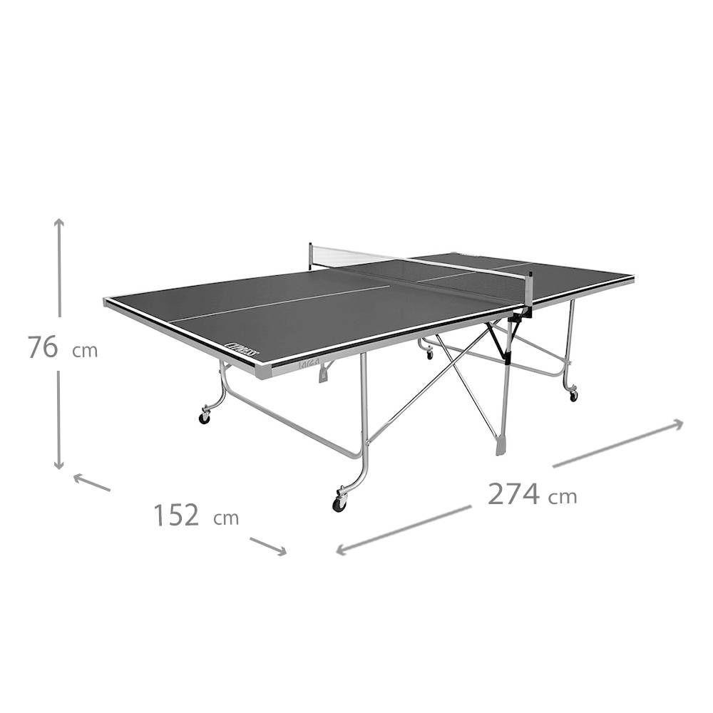 Mesa De Ping Pong Medidas Profesionales Incluye Postes Y Red