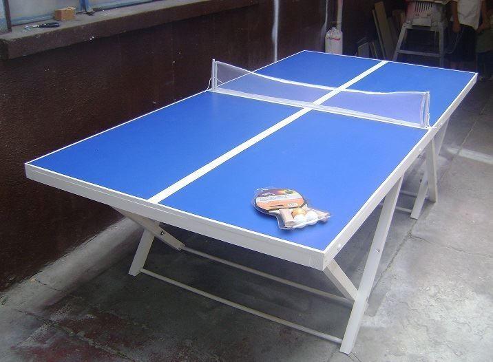 Mesa de ping pong para ni os y adoultos 2 en mercado libre - Mesa de ping pong precio ...