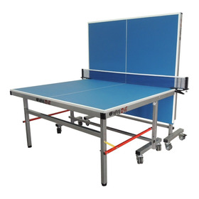 Mesa De Ping Pong Plegable Master V6 Con Red * 1pingpong