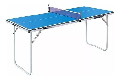 mesa de ping pong portátil