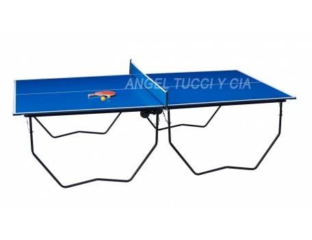 Mesa de ping pong reglamentaria plegable con ruedas for Mesa de ping pong milanuncios