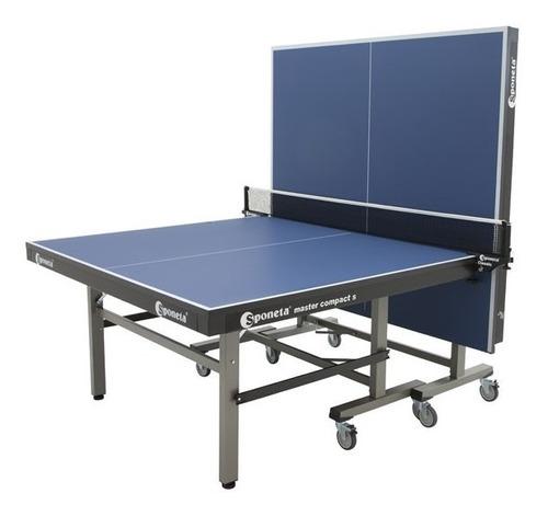 mesa de ping pong sponeta master compact s ittf