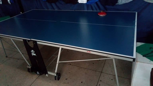 mesa de ping pong yston profesional