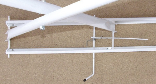mesa de planchar ancha tipo americana plegable