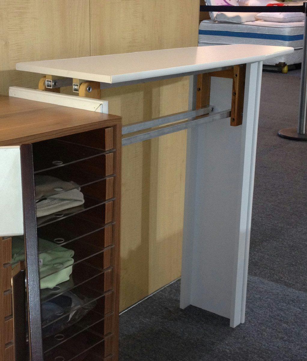 Mesa de planchar plegable de pared bs en mercado libre - Mesa plegable pared ...