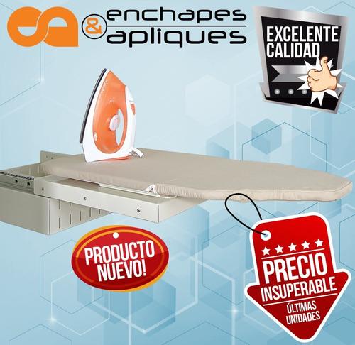 mesa de planchar plegable equalizable