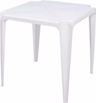 mesa de plástico bela vista mor