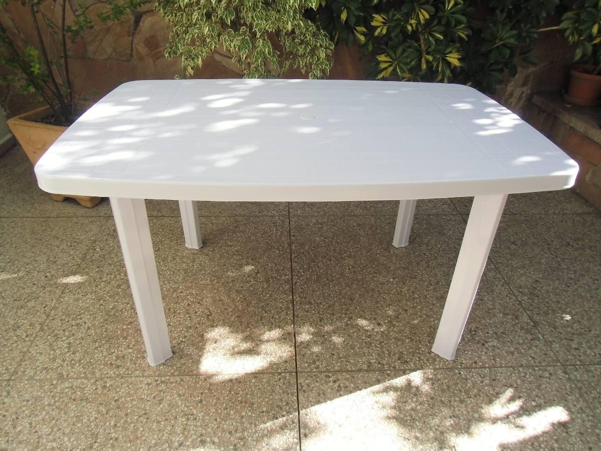 Mesa de 70 cm car interior design mesas de jardin de for Mesa plastico jardin
