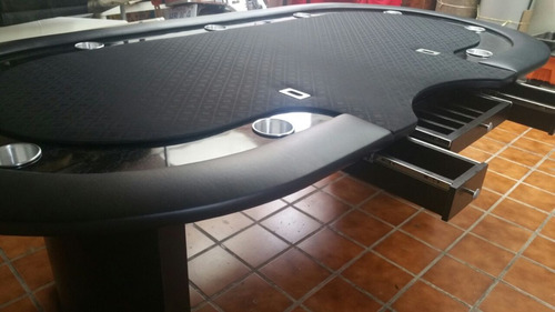 mesa de poker black star