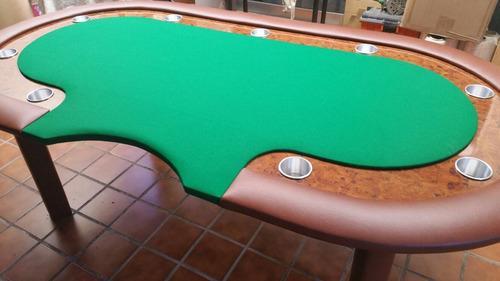 mesa de poker coliseo