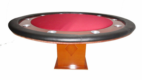 mesa de poker e carteado personalizada