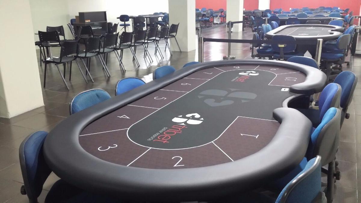 Mesa de poker mercado livre chess players vs poker players