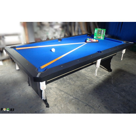 Mesa De Pool Deluxe + Accesorios Completos Directo Fábrica
