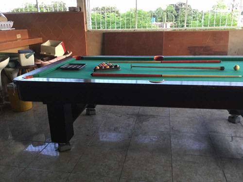 mesa de pool en perfecto estado....