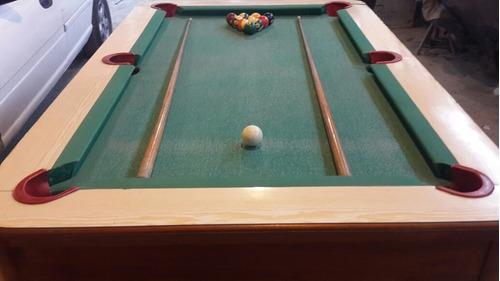 mesa de pool mediana