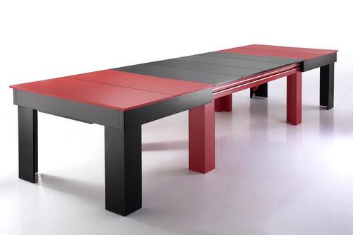 mesa de pool modelo p30 extensible