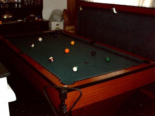 mesa de pool nueva profesional ideal comercio