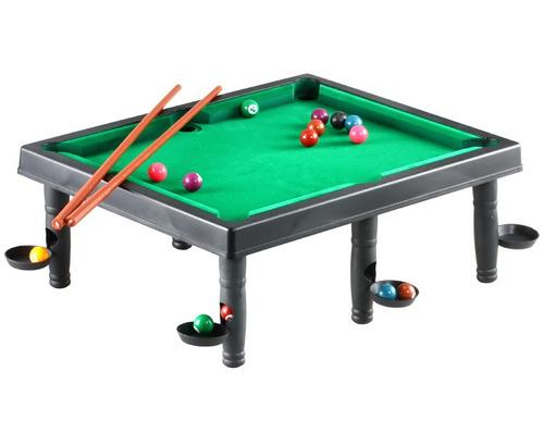 mesa de pool para niño 44 cmt largo