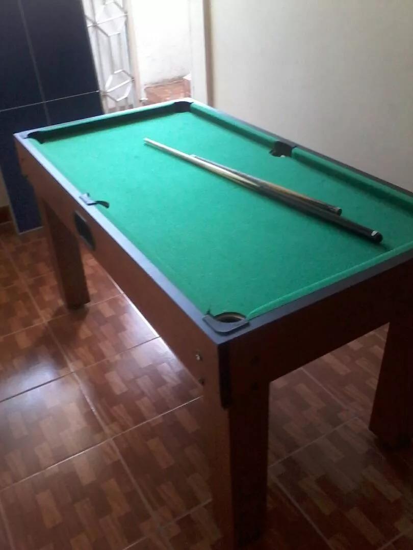Mesa De Pool Profesional Bs 20 000 00 En Mercado Libre