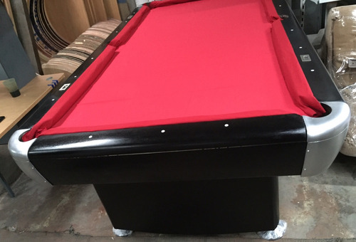 mesa de pool profesional de pizarra billar