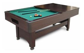 Mesa De Pool Profesional Mesa Comedor 2en1 100902 / Fernapet