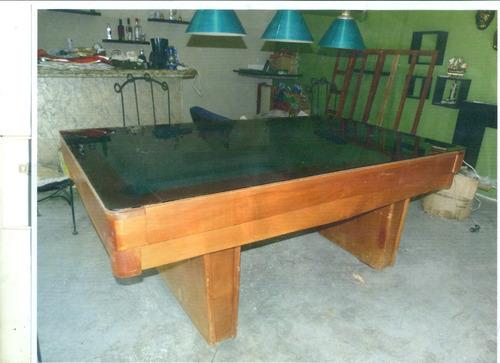 mesa de pool usada en venta