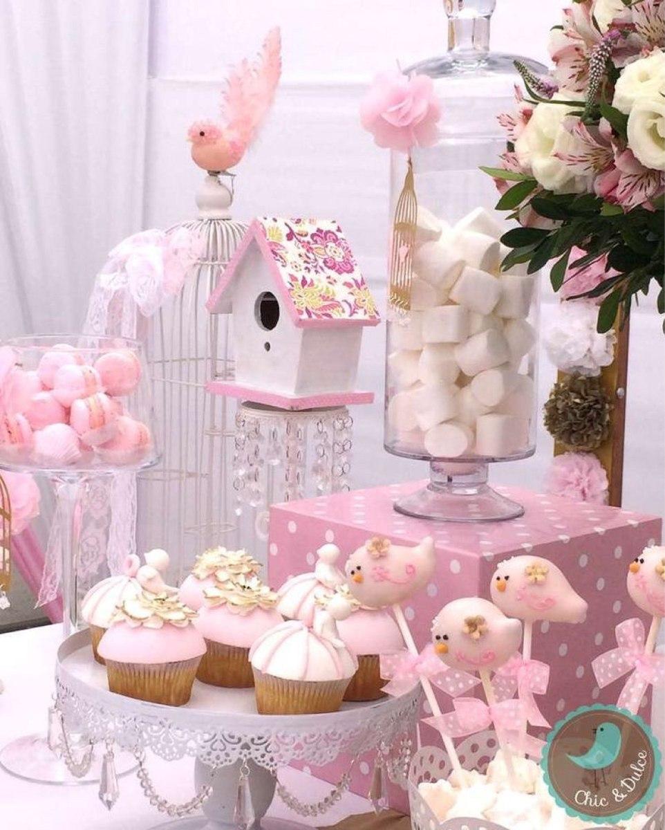 Mesa de postres primera comuni n en mercado libre - Ideas para mesas dulces de comunion ...