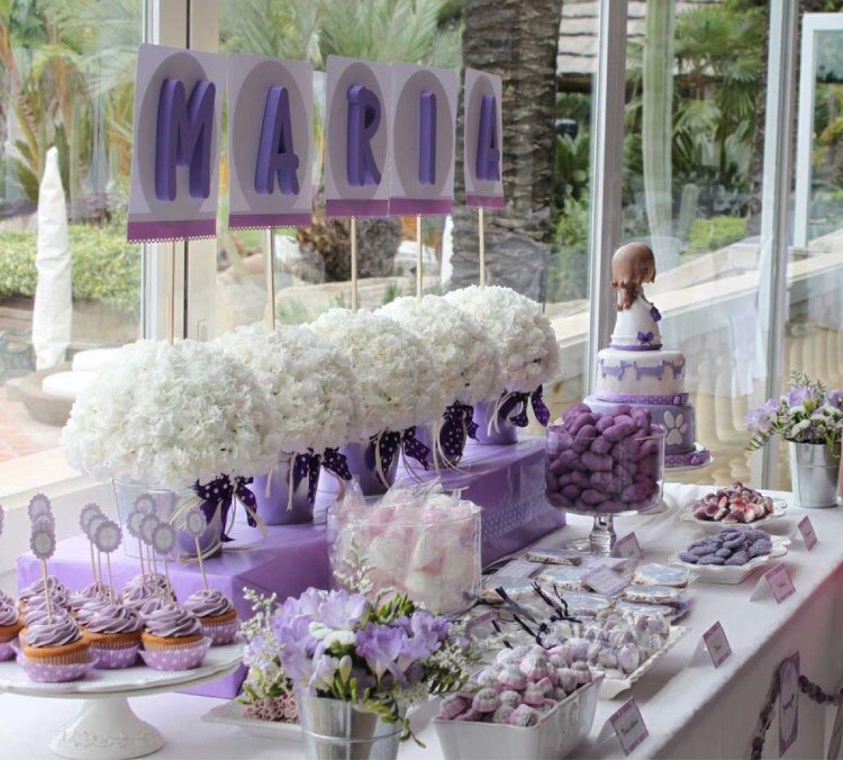 Mesa de postres primera comuni n en mercado libre - Postres para mesa de dulces ...