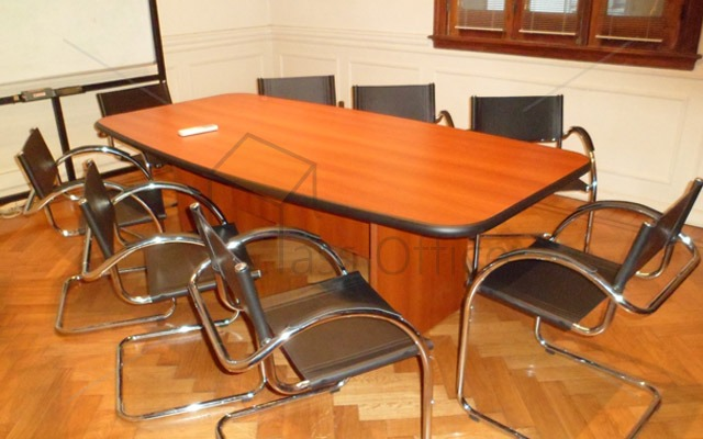 Mesa De Reunion Novo Para Oficina - Conferencias - Reuniones ...