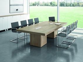 Mesa De Reuniones Escritorio Oficina Oferta Ote Muebles