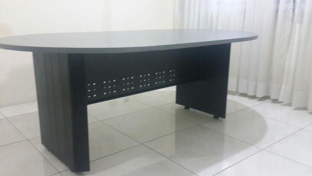 Mesa de sala de reunion oficina muebles de oficina u s for Muebles de oficina mercado libre