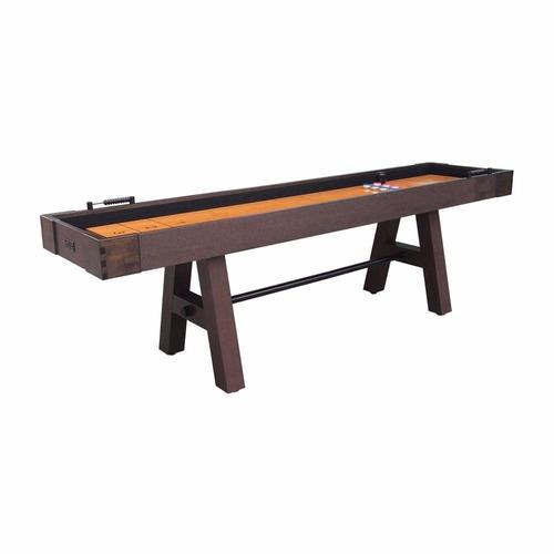 mesa de shuffle board barrington 2.75 mts envío gratis
