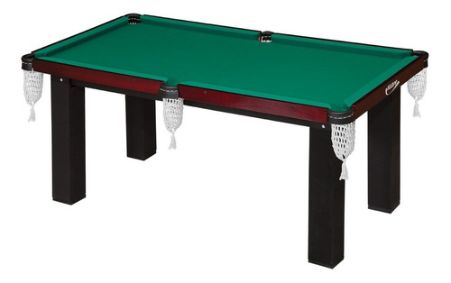mesa de sinuca multi uso - 4 em 1