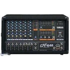 Mesa De Som Amplificada Yamaha Emx 640