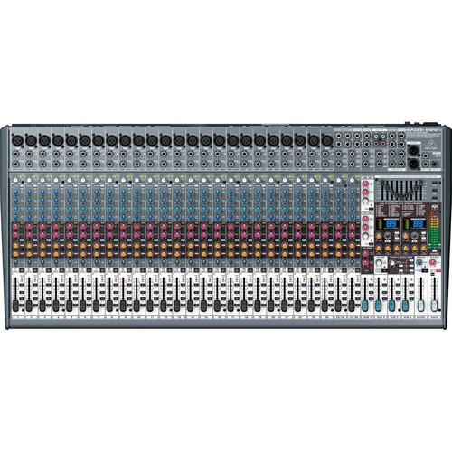 mesa de som c/ ph/4 aux eurodesk sx 3242fx 32 ch - behringer