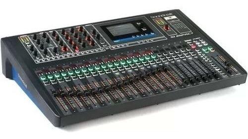 mesa de som digital soundcraft si impact 32 garantia 1 ano