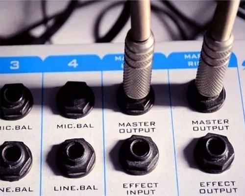 mesa de som machine audimax smx4-02m uso profissional