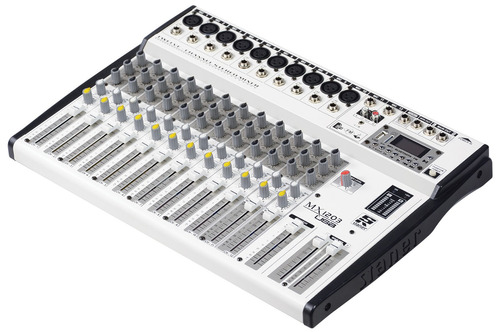 mesa de som mixer 1203 usb staner